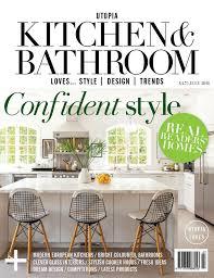 Home Design Trends Magazine 17 Best Utopia Kitchen U0026 Bathroom Magazine Images On Pinterest