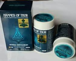 genuine hammer of thor sex men food supplements for biological