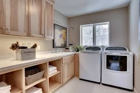 custom laundry room cabinets at home design ideas