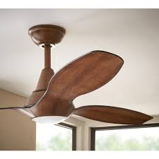 tidal breeze 56 in led indoor silver ceiling fan home decorators collection tidal breeze 56 in led indoor distressed