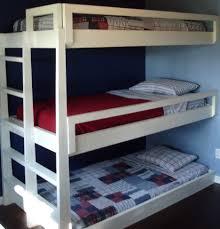 bedroom diy triple bunk bed plans triple decker bunk bed bedrooms