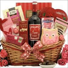 cupcake gift baskets velvet cupcake s day chocolate wine gift basket