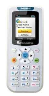class response system class new qomo classroom response system w 50 student remotes