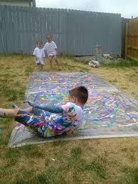 Backyard Slip N Slide Paint Slip U0027n Slide Southern Maryland Parents Online