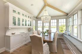built in china cabinet designs dining room built in window seat design ideas cottage glass front
