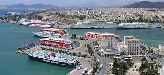 porti atene il porto pireo atene
