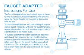 Indoor Faucet To Garden Hose Connector - faucet adapter sink to garden hose really works