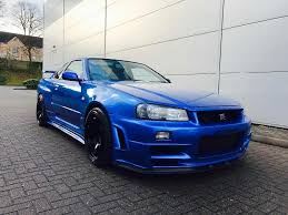 nissan r34 black used nissan skyline r34 2 6 gtr for sale in herts pistonheads