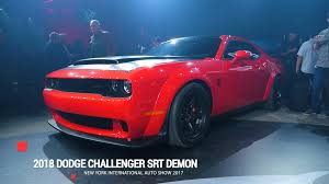 follow along for the 2018 dodge challenger srt demon live reveal