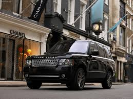 land rover 2007 black land rover range rover autobiography black 2011 pictures