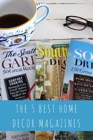 home decoration magazines home decorating magazine pops of color come to life elle decor
