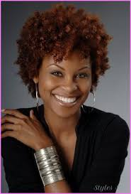 short curly afro haircuts for black women stylesstar com