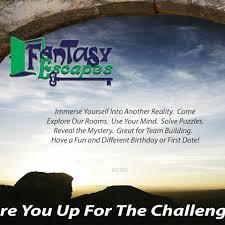fantasy escapes 173 photos 40 reviews escape game room