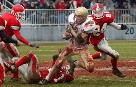 history of thanksgiving rivalries sports newburyportnews