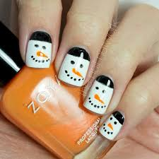 best 25 snowman nails ideas on pinterest snowman nail art xmas
