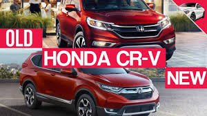 crossover honda 2016 2017 honda crv crossover youtube