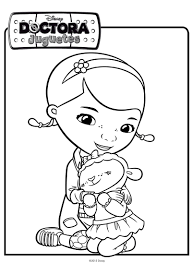 9 images of doctor mcstuffins coloring pages doc mcstuffins