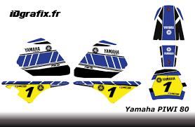 decoration annee 80 kit décoration pour moto cross et enduro idgrafix fr kit déco