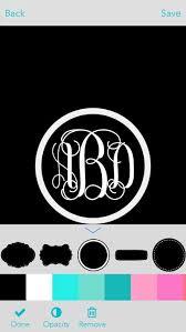 best 25 vinyl monogram machine ideas on pinterest vinyl cutter