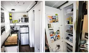 Storage Ideas For A Small Apartment 12 Great Small Kitchen Designs Living In A Shoebox