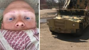 Kurds Discovered An Isis Tank And Did Something Awesome To by True British Hero Who Quit The Army To Fight Isis Reveals Details