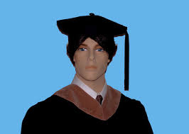 black graduation cap and gown graduation gifts and academic regalia accessories