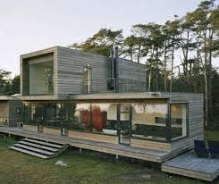 wohncontainer design a contemplative swedish summer house in stockholm s archipelago