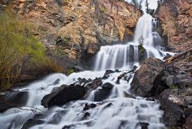 Colorado Waterfalls images Silver falls near pagosa springs colorado day hikes near denver jpg