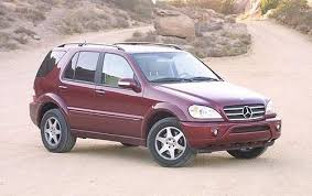 mercedes suv prices used 2003 mercedes m class suv pricing for sale edmunds