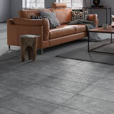 Grey Slate Effect Laminate Flooring Moonlight Orchid Slate Effect Tiles Walls And Floors
