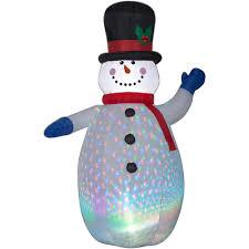 snowman christmas yard decorations outdoor christmas