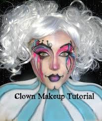 Halloween Clown Makeup by Colourful Clown Makeup Tutorial Not Creepy At All Promise Youtube
