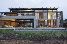 serengeti house a modern residence in south africa 3