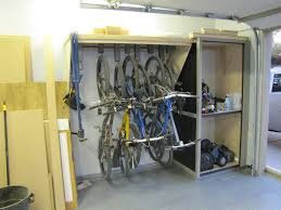 post photos of your bike storage anyone using bike hoists