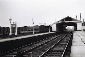 Thame railway station