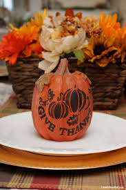 thanksgiving table setting ideas thanksgiving place settings