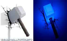 cool home decor websites 10 cool 3d deco light in usauk superhero night lights wall thor