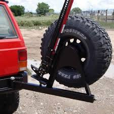 jeep rear bumper with tire carrier rear bumper with tire carrier 84 96 xj more