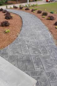 Decorative Concrete Patio Contractor Stamped Concrete Photos U2014 Cape Cod Landscape Company Landscape