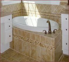 Tiling Bathtub Tile Bathtub Surround Home Design Ideas