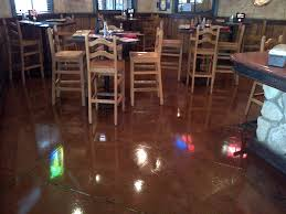 Concrete Floor Coatings Restaurant Concrete Floors Banquet Hall Flooring Dance Hall