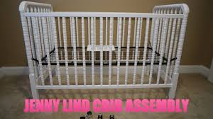 Chelsea Convertible Crib by Davinci Jenny Lind 3 In 1 Convertible Crib Assembly Video Youtube