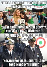 Vanessa Meme - greta e vanessa vs marò by cosmin13 meme center