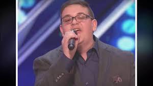 Blind Christian Formerly Blind Singer Christian Guardino Sees Howie Mandel U0027s