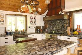 furniture traditional kitchen design with quartz vs granite