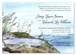 wedding invitations island nantucket island wedding invitations with theme