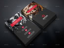 Photography Business Cards Psd Free Download Best Business Card Designs For Artists Card Design Ideas