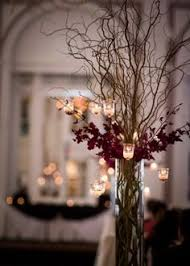 Led Branch Centerpieces by Curly Willow Branches 46