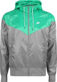 nike windbreaker grey green windrunner nike grey u0026 green pinterest gray