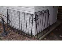 cast iron gate garden gates for sale gumtree